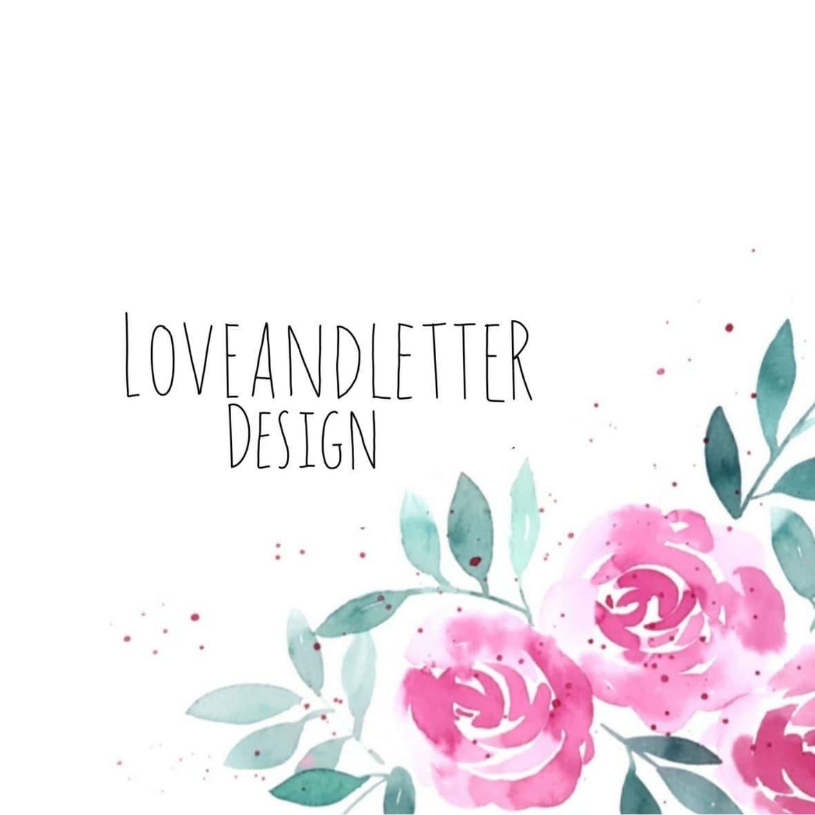 Loveandletterdesign